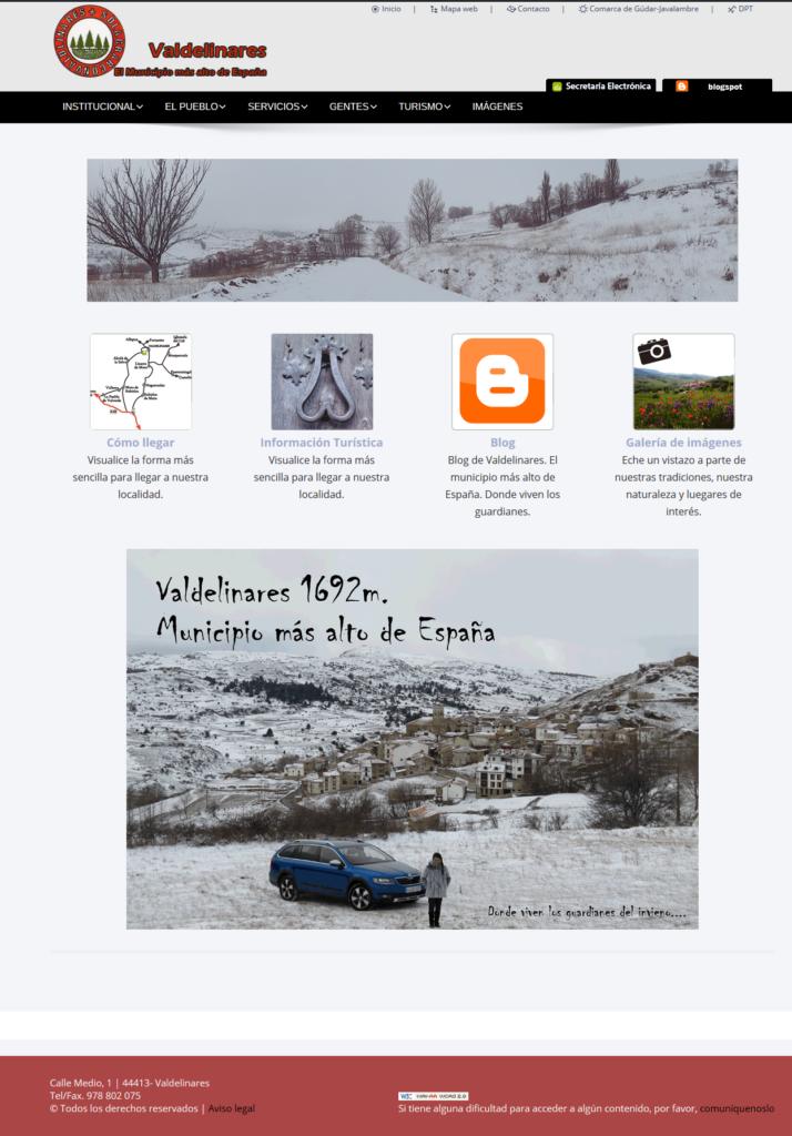 Nueva Imagen WEB Valdelinares